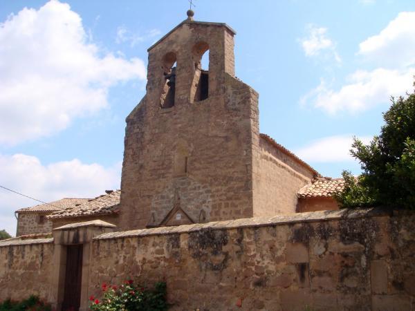13.01.2010 Església de Santa Fe de Valldeperes (Pontils)  Valldeperes -  Templesf