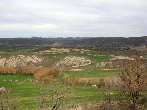 13.03.2013 Al fons Sanaüja  Vall del Llobregós -  Ramon Sunyer