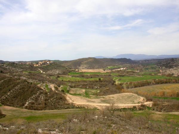 13.08.2013 A l'esquerre, Talteüll  Vall del Llobregós -  Ramon Sunyer