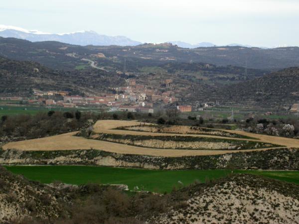 13.03.2013 Al fons Biosca  Vall del Llobregós -  Ramon Sunyer