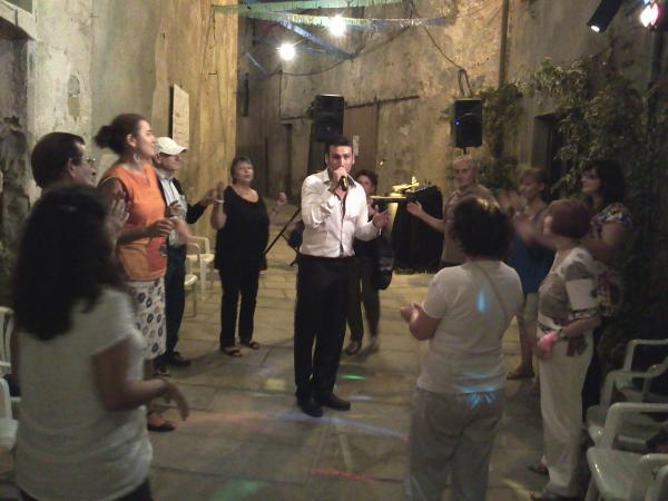 22.08.2013 l'Associació de Veïns del carrer Sant Magí van celebrar la tradicional festa del barri  Guissona -  Premsa Guissona