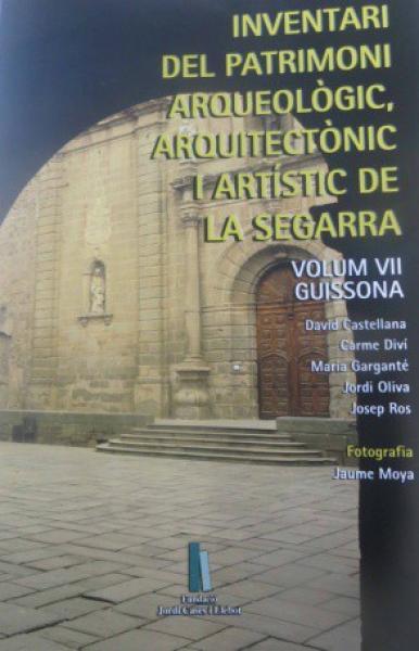presentació Inventari de Patrimoni de Guissona