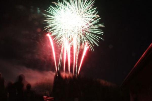 Castell de focs d'artifici