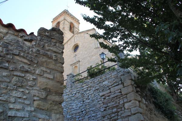 11.09.2013 Un racó del poble  Aguiló -  Pilar Jané