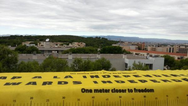 11.09.2013 Amb Portaventura de fons   -  Carles Casals