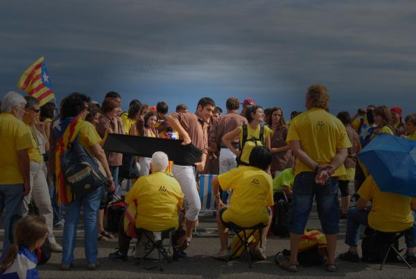11.09.2013 Faixant margeners  -  Marina Teixé