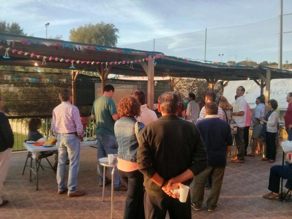 14.09.2013 Acte de cloenda de la collitasegarra  Sant Antolí i Vilanova -  Ramon Sunyer
