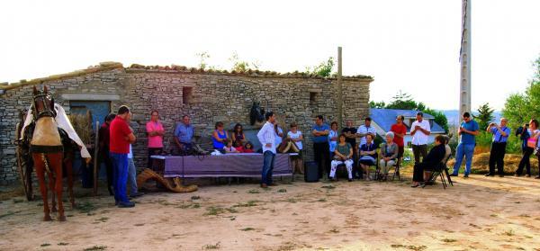 15.09.2013 Acte de cloenda de la collitasegarra  Sant Antolí i Vilanova -  Turisme del Consell Comarcal