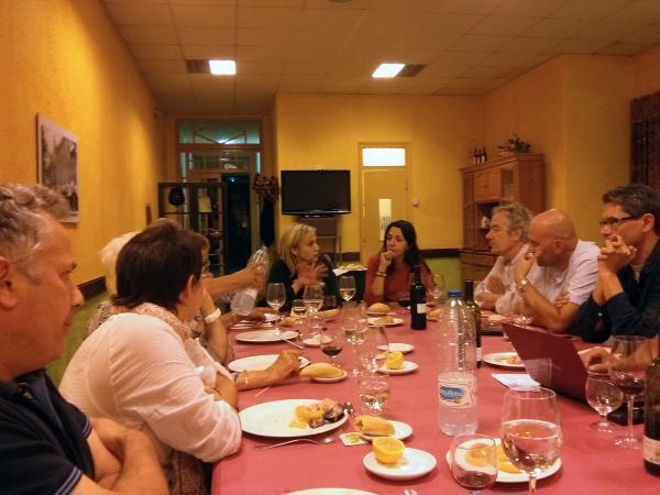 20.09.2013 Mònica Terribas convidada de la 34a assemblea del Fòrum Espitllera   Cervera -  Som Segarra