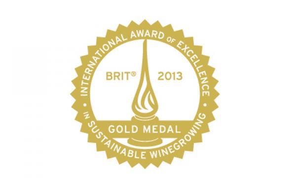 L'Olivera obté la medalla d'Or del BRIT en Viticultura Sostenible -