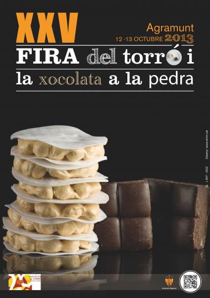 cartell 25a Fira del Torró