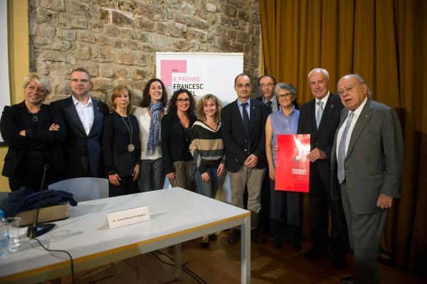 Lliurament del Premi Francesc Candel 2013