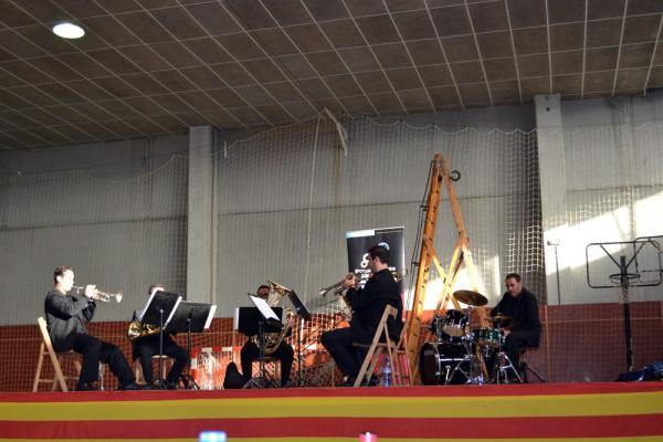 26.10.2013 actuació musical del grup LEXU'S  Torà -  CC Segarra