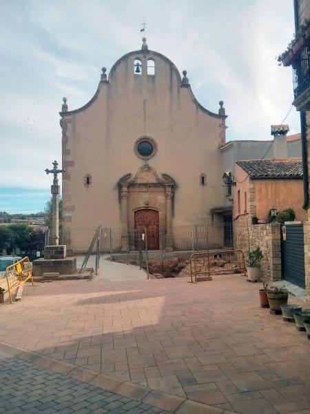 Church of Mare de Déu del Portal - Author Ramon Sunyer (2013)
