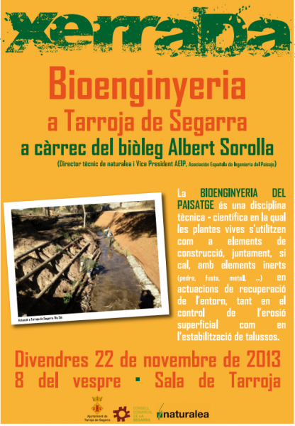 cartell  Bioenginyeria