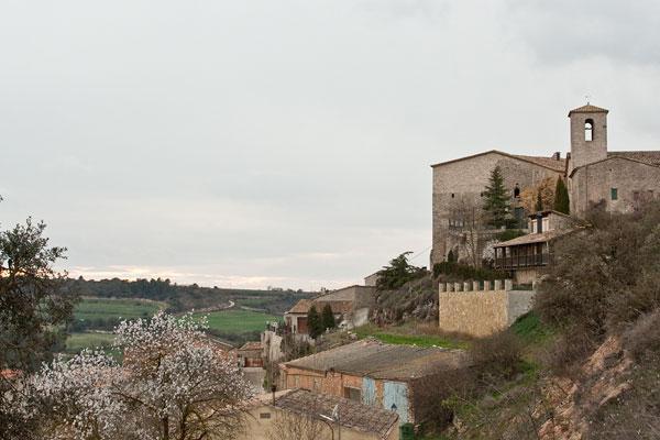 Castle of Vergós Guerrejat - Author Ajuntament d'Estaràs (2013)