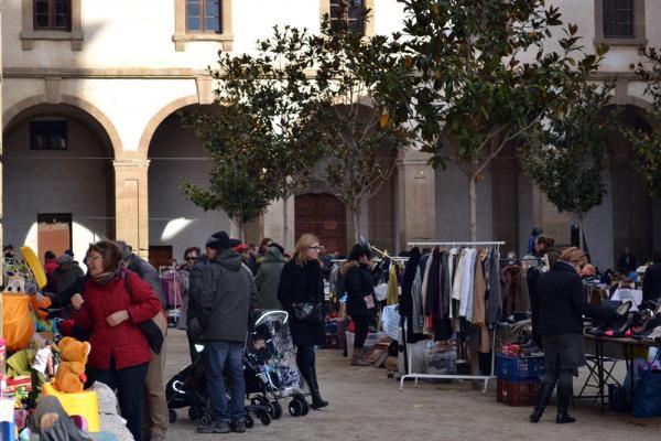 24.11.2013 Mercat de Segona Mà i d'Intercanvi de la Segarra  Cervera -  CC Segarra