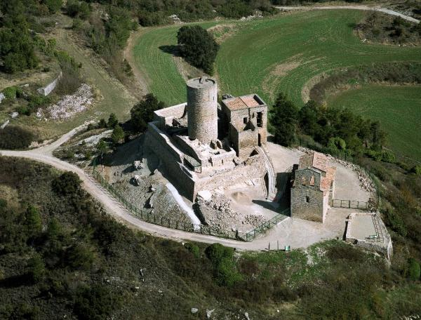 26.11.2013 Castell de Boixadors  Sant Pere Sallavinera -