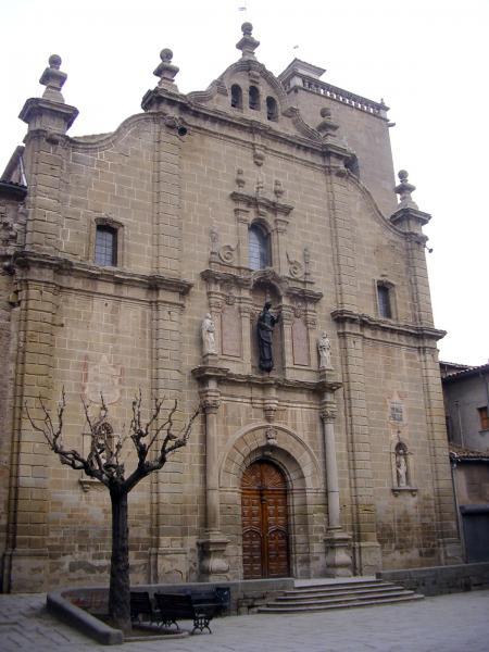 Església de Santa Maria - Guissona