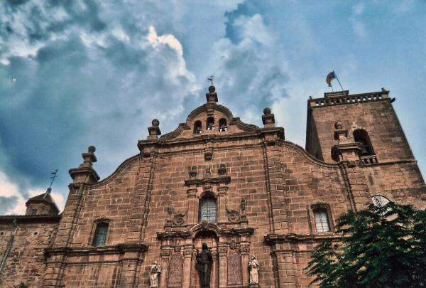 03.12.2013 Església de Santa Maria  Guissona -  museu guissona