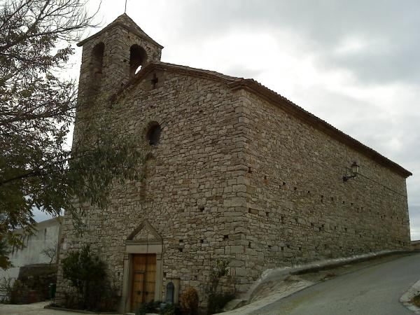 04.12.2013 Església de St. Andreu  Vilagrasseta -  Soledad Rusca