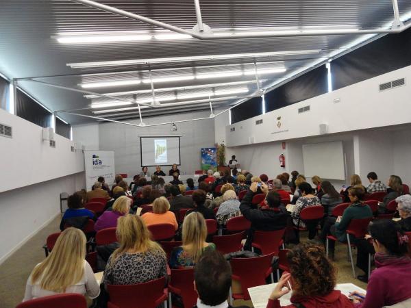 10.12.2013 Jornada de Dones Rurals del Pla d'Urgell  Bell-lloc -  CC Segarra