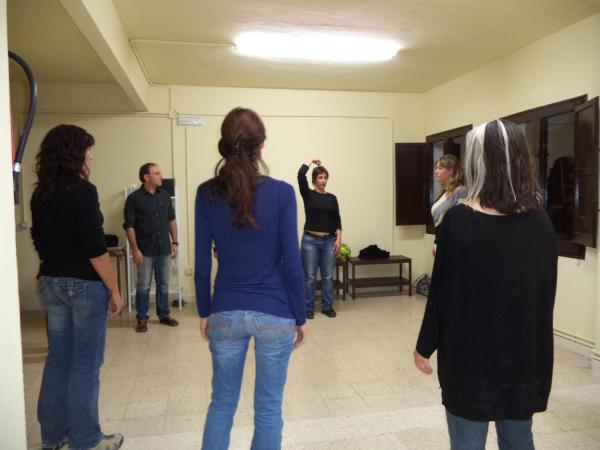 Classes de teatre per a adults