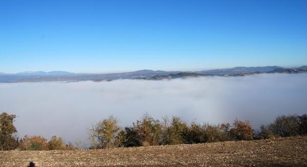 15.12.2013 Boira a la vall del Llobregós  Vicfred -  Ramon Sunyer