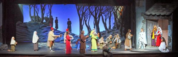 23.12.2013 Enguany celebren la 89a edició  Calaf -  pastorets de calaf