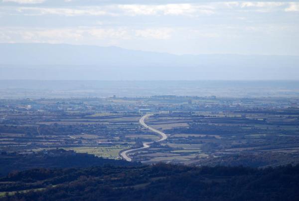 26.12.2013 Vista de Massoteres  Biosca -  Ramon Sunyer