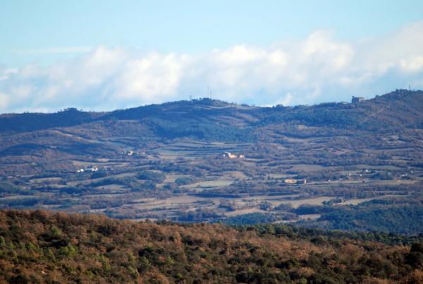 26.12.2013 Vista de Pinós  Biosca -  Ramon Sunyer