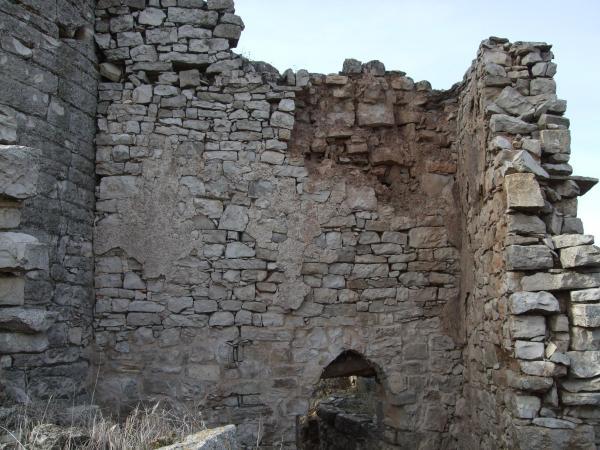 02.01.2014 castell sant Miquel d'Alta-riba  Alta-riba -  AACSMA
