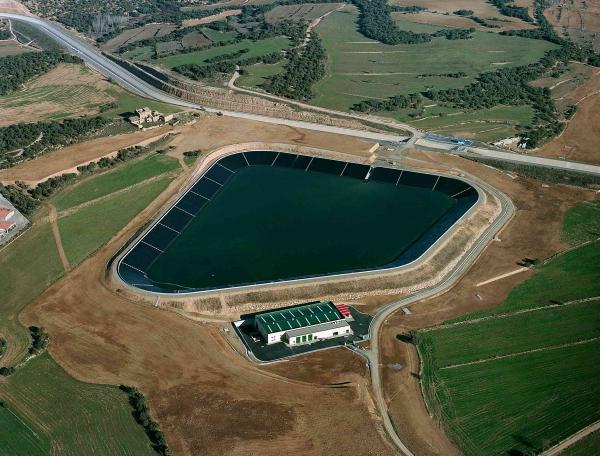 El canal Segarra-Garrigues