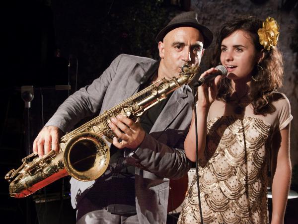 Joan Chamorro i Andrea Motis -