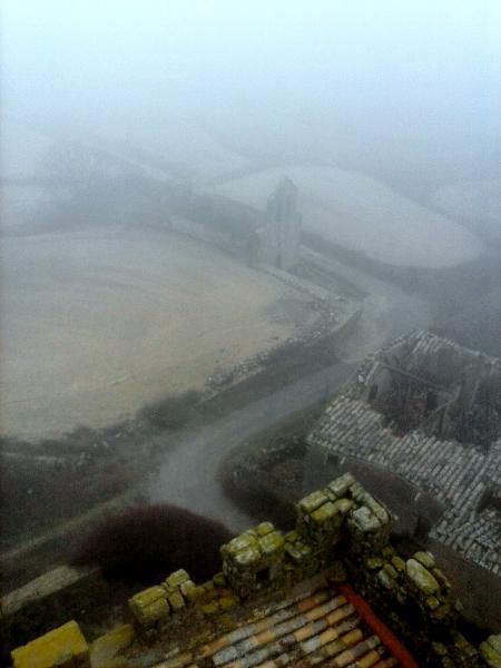 19.01.2014 boires assetjant els murs del Castell de les Sitges  Florejacs -  Camins de Sikarra