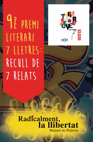 Convocat el 9è premi literari 7lletres