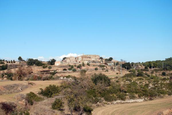 02.02.2014 El poble  Sant Pere del Vim -  Ramon Sunyer