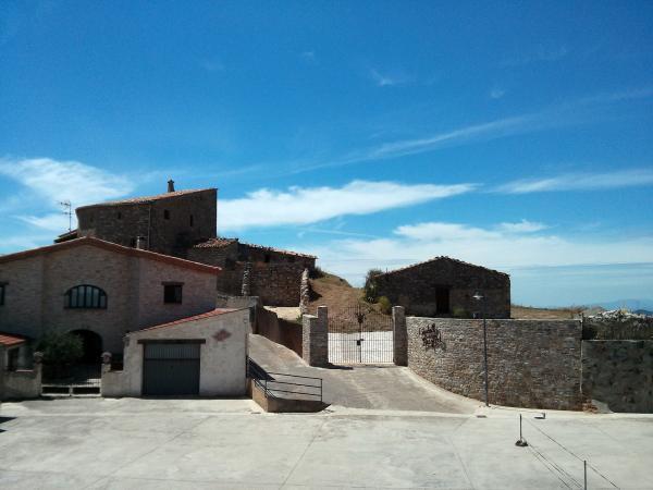 02.02.2014 El castell  Dusfort -  Ramon Sunyer