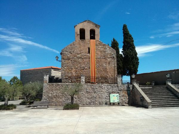 Church of Santa Maria - Author Ramon Sunyer (2013)