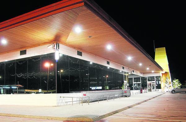 El complex BonÀrea va sofrir un atracament - Guissona