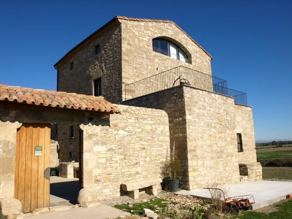 24.02.2014 La Torre del Codina, excepcional casa rural als confins de Ponent de la Segarra Històrica  El Talladell -  Jaume Moya