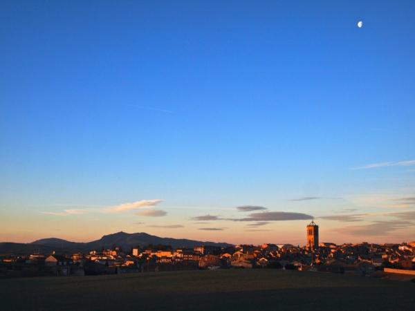 24.02.2014 l'albada  Santa Coloma de Queralt -  tribus de la segarra