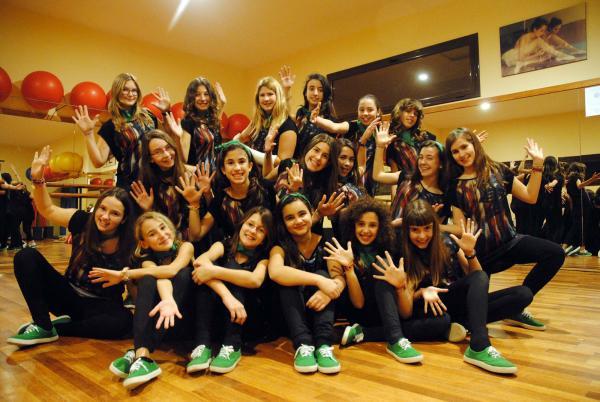 03.03.2014 L'escola de dansa Montse Esteve al Concurs Nacional de dansa ANAPRODE.  Guissona -  Premsa Guissona