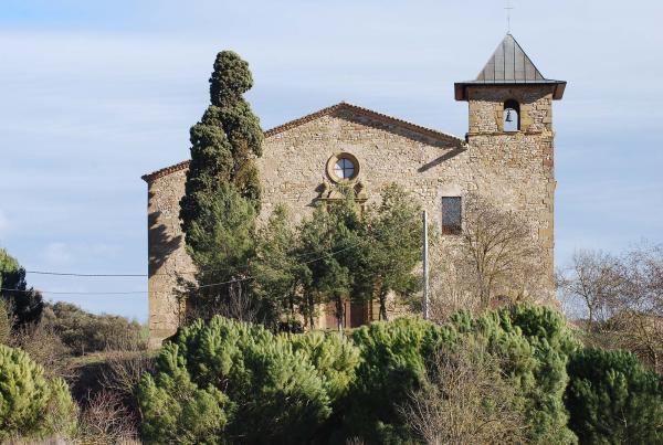 04.03.2014 Església del sant Dubte  Ivorra -  Ramon Sunyer