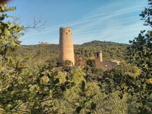 04.03.2014 Una de les torres més espectaculars d'Europa  Vallferosa -  Ramon Sunyer