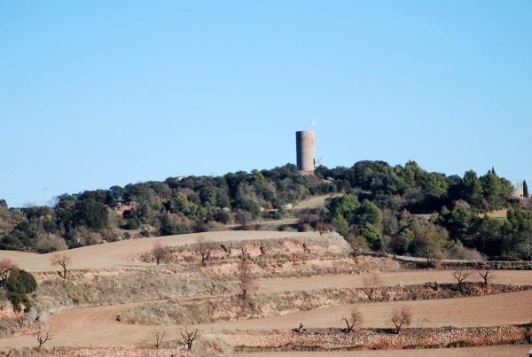 04.03.2014 Torre de guaita  La Manresana -  Ramon Sunyer