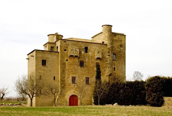 06.03.2014 antic castell convertit en molí fariner  Ratera -