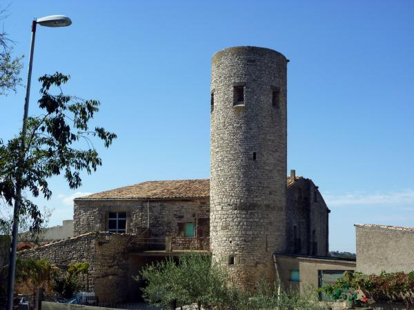 Tower of Gospí - Author Isidre Blanc (2013)