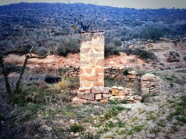10.03.2014 La cisterna, essència Segarra  Torà -  Ramon Sunyer