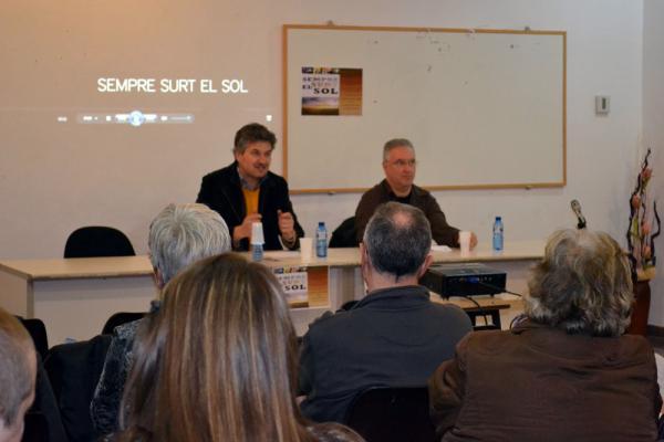 07.03.2014 projecció audiovisual Sempre surt el sol  Sant Guim -  CC Segarra